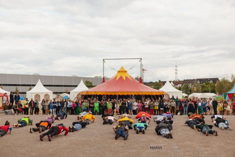 europefiction summer camp / Gelsenkirchen, Germany.