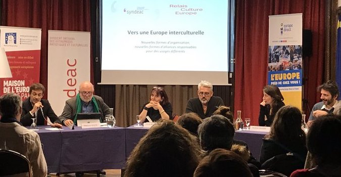 "Conference ""Towards an intercultural Europe"""
