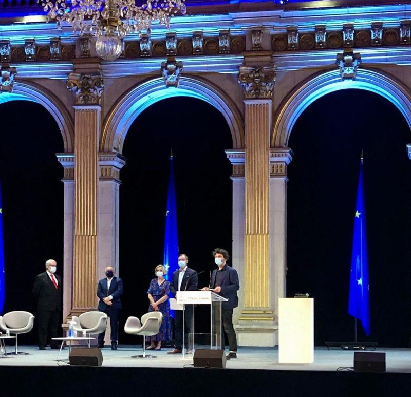 Label Paris Europe pour European Integrity Games