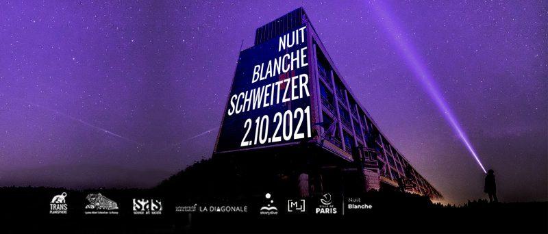 Nuit Blanche 2021 au Lycée Albert Schweitzer – Samedi 2 octobre